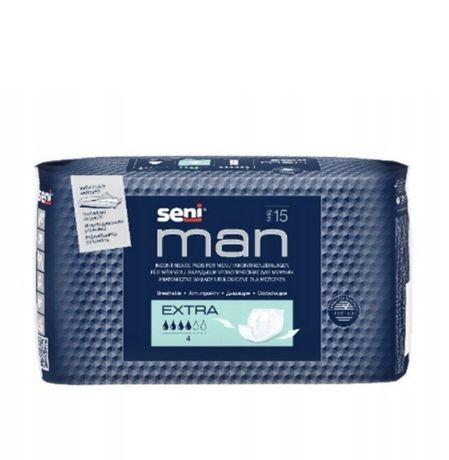 Wkładki urologiczne dla mężczyzn Seni Man
