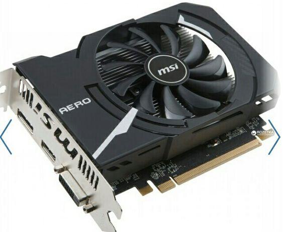 Radeon RX 550 series 2gb