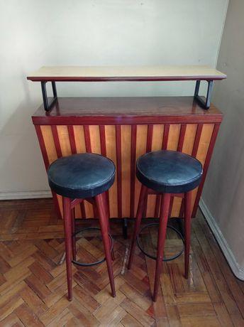Móvel bar vintage