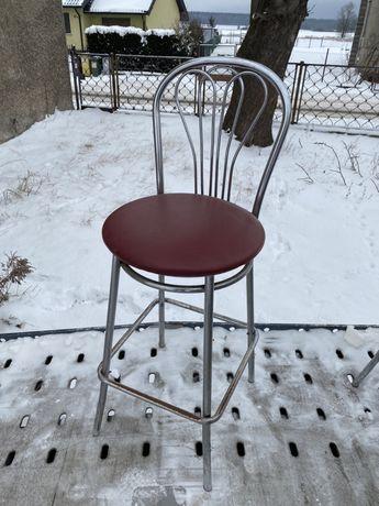 Krzesło barowe wysokie x9 / pub / bar / restauracja