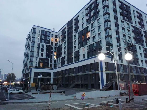 Видовая квартира 50 кв.м в ЖК Ривьера 3, рядом с метро Славутич