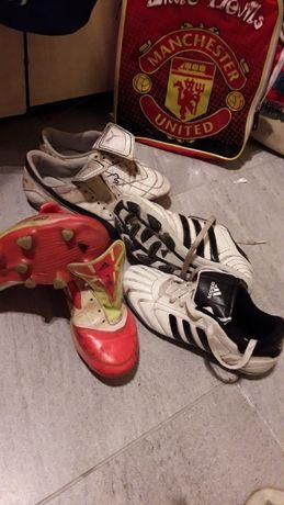 3 pary buty korki Adidas Puma rozm. 37-38
