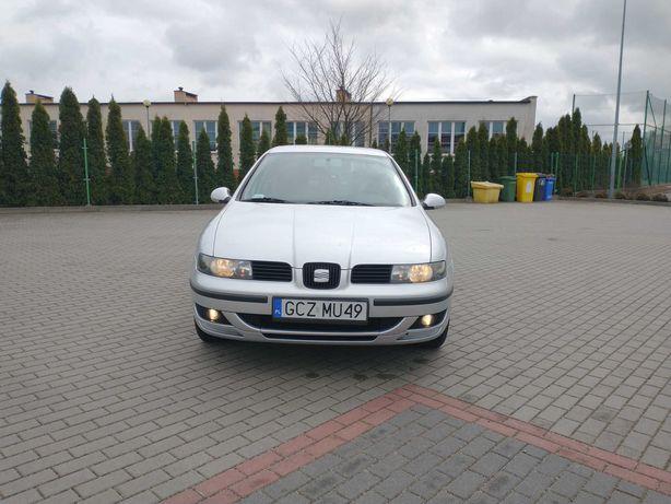 Seat Leon 1 2004r 1.6 MPI 16V Benzyna (77kw/105km)
