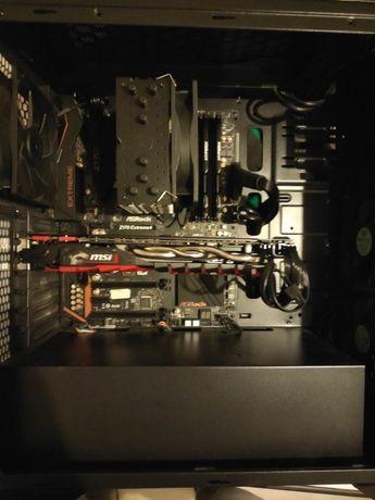 Komputer gamingowy i5 6600k GTX 1070 8gb