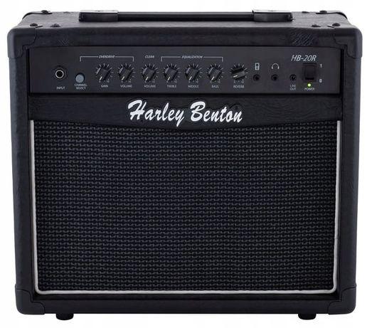 NOWY wzmacniacz gitarowy HARLEY BENTON HB-20R