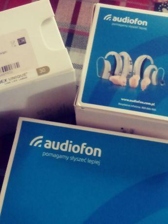 Aparat słuchowy audiofon