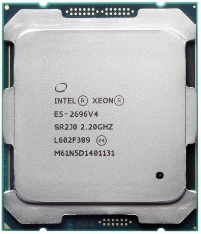 Срочно. Процессор Xeon E5-2696V4 (44 ядра)