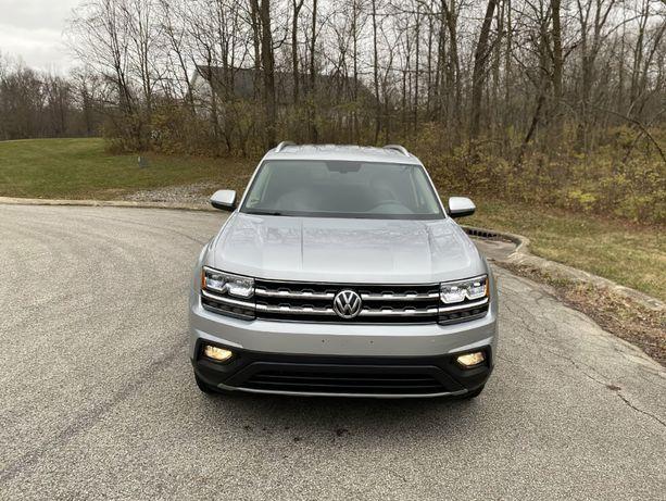 продажа Volkswagen Atlas 2018