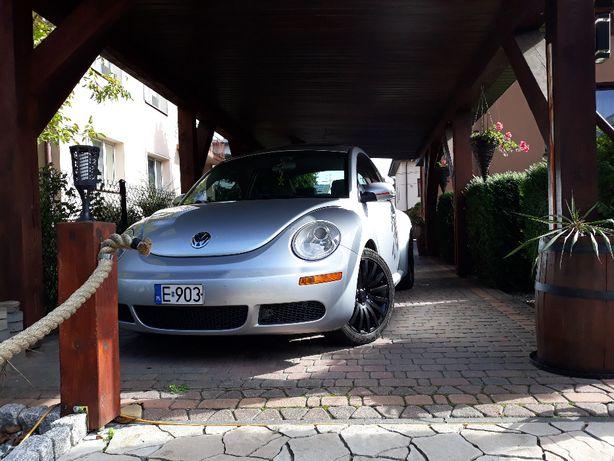 New Beetle 2,5 benzyna