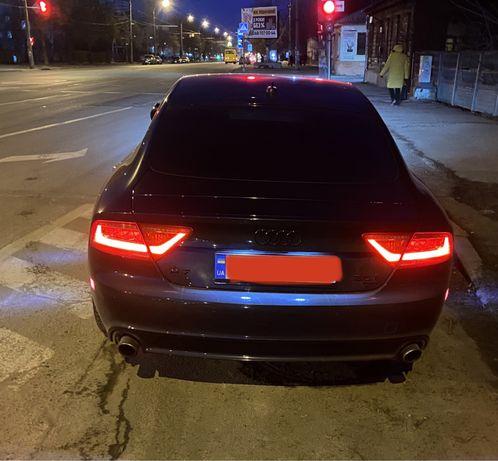 Фонари Audi a7 ауди а7