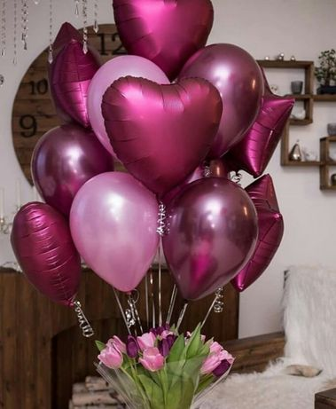 Повітряні кульки/оформлення кульками/гелеві кульки/фотозона/сюрприз