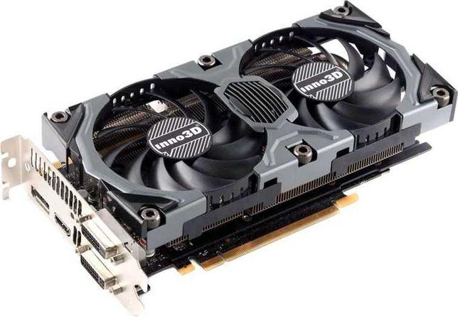 Karta graficzna Inno3D GeForce GTX 970 HerculeZ X2 4GB GDDR5 (256 bit)