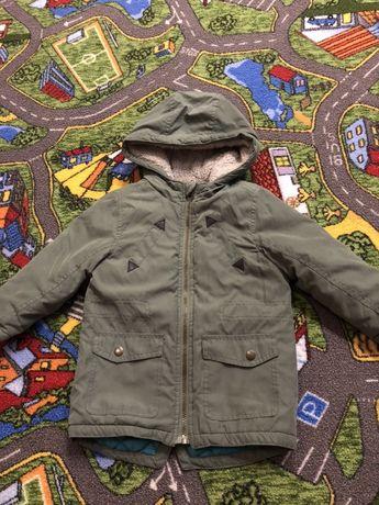 Парка куртка єврозима