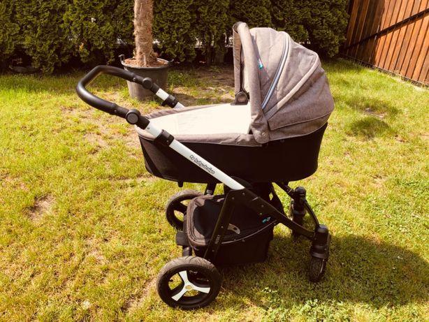 Wózek 3w1 HUSKY baby design