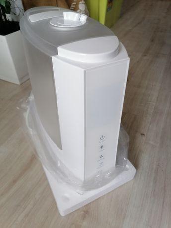 Nowy, ultradźwiękowy nawilżacz powietrza z jonizatorem, firmy Topcom