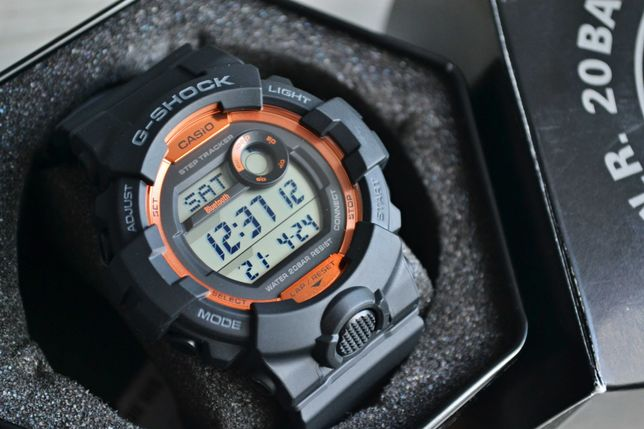 Мужские неубиваемые часы Casio G-Shock / timex saunto garmin polar q&q