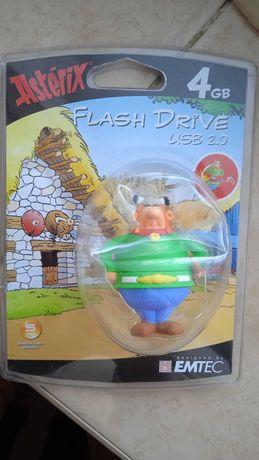 Новая Флешка/ флеш накопитель Asterix , usb, подарочная, 4GB