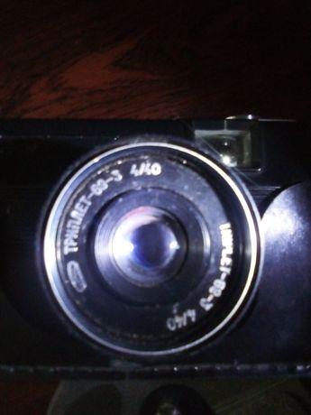 Фотоаппарат 1973года раритетный