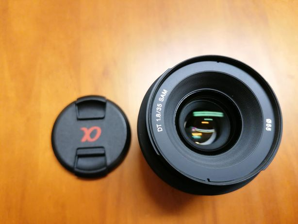 Sony Objetiva SAL DT 35mm f/1.8 SAM