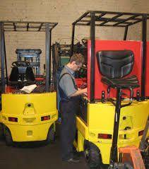 Ремонт, технічне обслуговування автонавантажувачів (погрущиків)