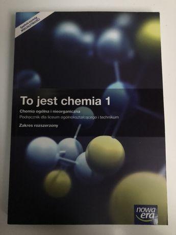 To jest chemia 1 Podręcznik zakres rozszerzony nowa era