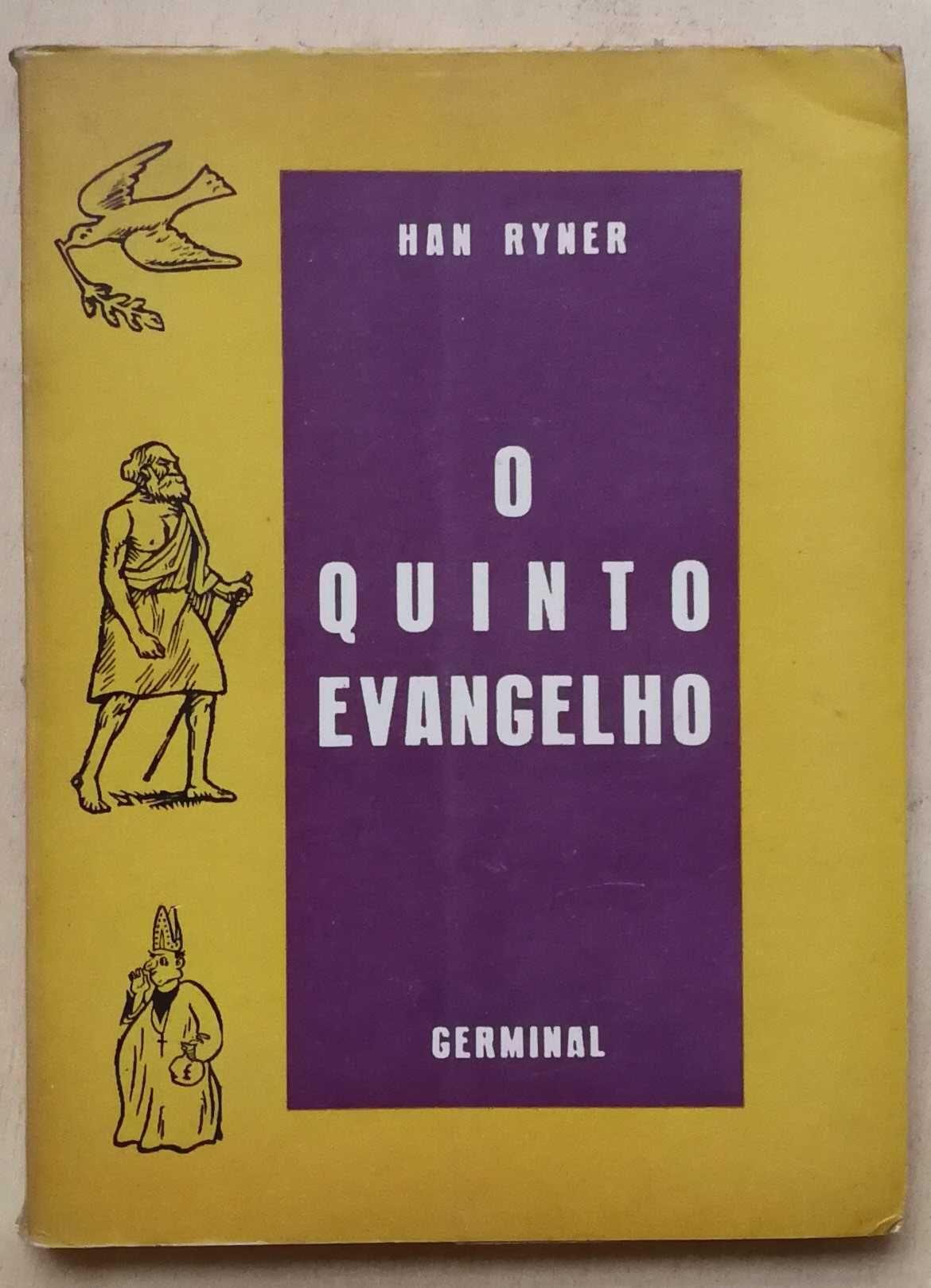 o quinto evangelho, han ryner, germinal