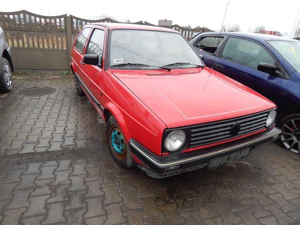 Volkswagen Golf 2 II 1987r 1.6 Tylko na części!
