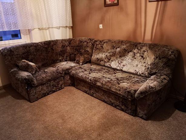 rogowa rozkładana sofa