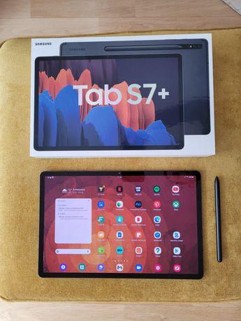 Samsung Galaxy Tab S7+ (plus) - stan idealny