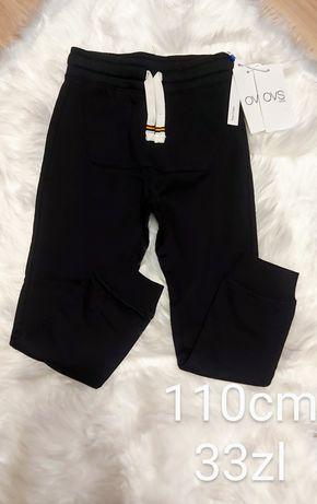 spodnie chlopiec 110cm