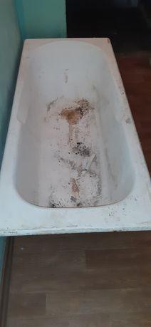 Ванна акриловая б/у