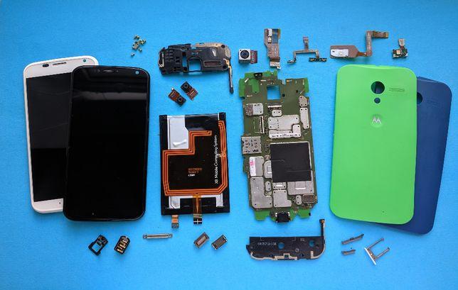 Детали запчасти Motorola Moto X X1 X2 разборка дисплей плата шлейф