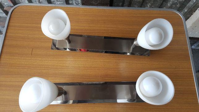 Sprzedam lampę Spot Globo Frank 5450-2, chromowane