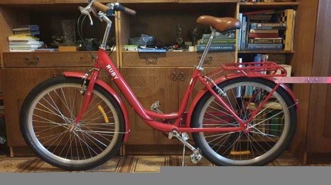 Велосипед dorozhnik ruby