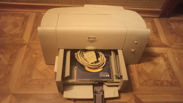 Принтер HP DeskJet 695C