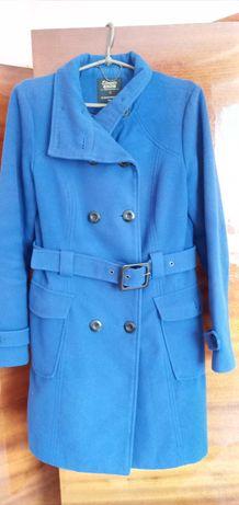 Синє півпальто Clockhouse