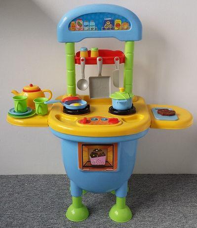 """Kuchnia zabawkowa – """"Moja pierwsza kuchnia"""" i wyposażenie, akcesoria"""