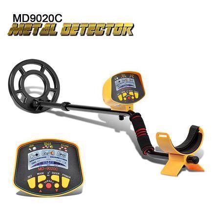 Металлоискатель MD9020C с дискриминацией md3010