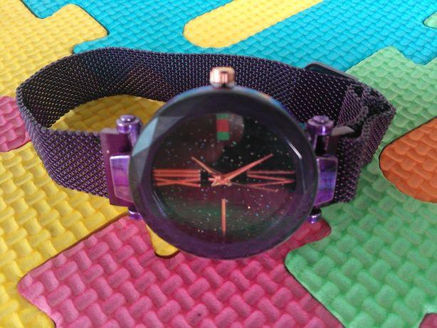Жіночий годинник Starry Sky металевий часы женские 8 марта
