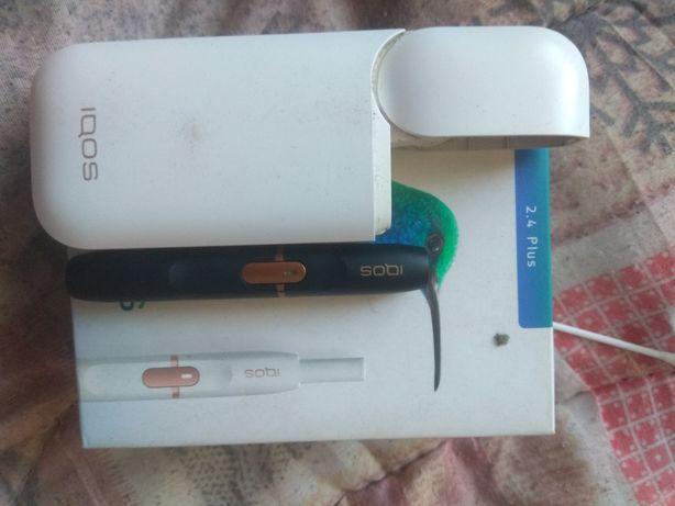 IQOS 2.4 plus система електричного нагрівання тютюну