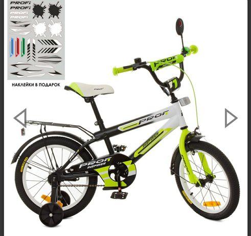 Продам детский велосипед колеса 12 , на возраст 3-5 лет. Profi trike