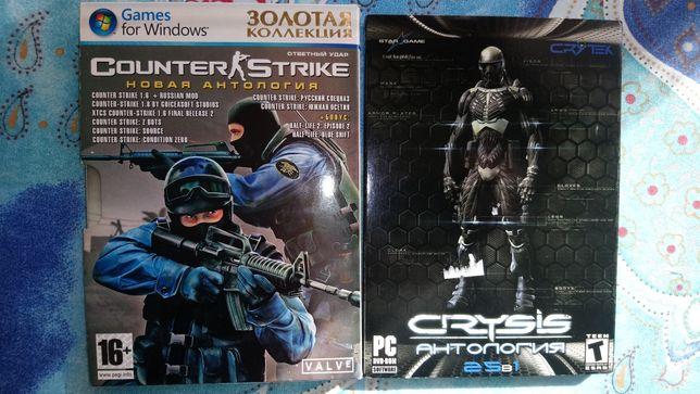 Комп'ютерні ігри на DVD для РС