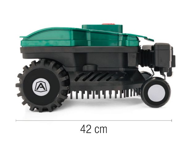 Kosiarka Automatyczna Robot koszcy Ambrogio L15 Deluxe 600 mkw