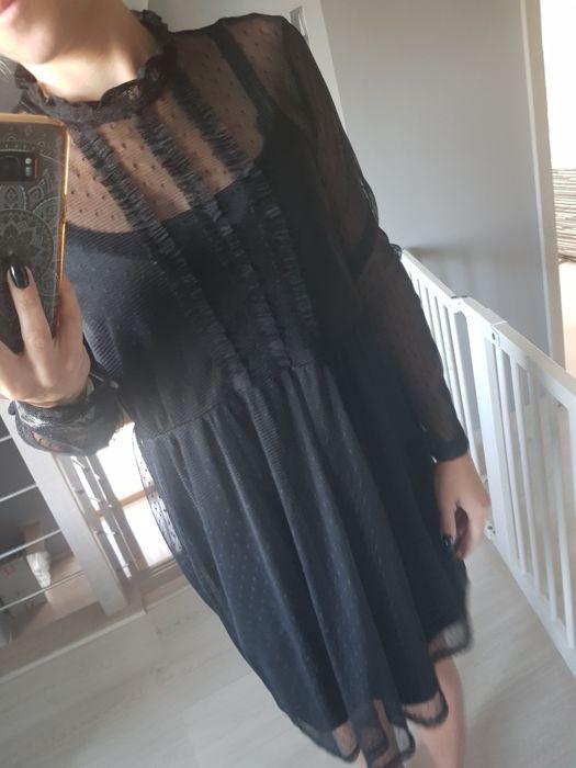 Sukienka koronkowa 38, może być ciązowa Kozy - image 1