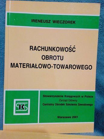 Rachunkowość Obrotu Materiałowo - Towarowego, Ireneusz Wieczorek