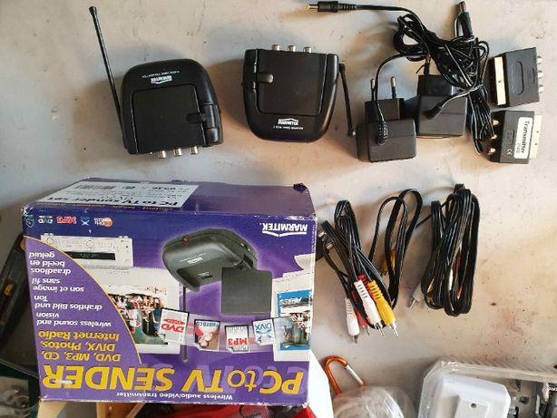 TV PC transmiter