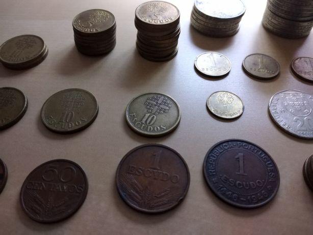 Numismática - Lote completo de moedas