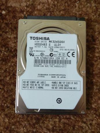 Hdd Toshiba 2.5 320gb