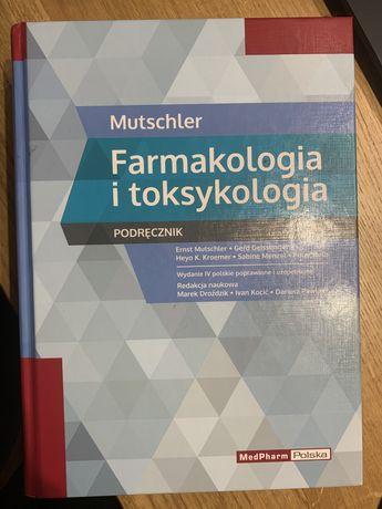 Farmakologia i toksykologia Mutschler