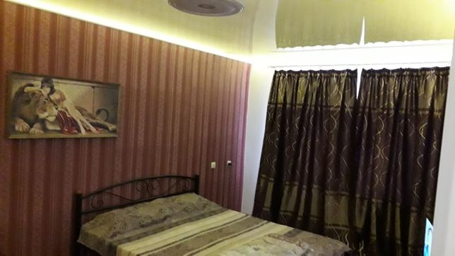 Посуточно! Квартира в восточном стиле! Центр Краматорска!